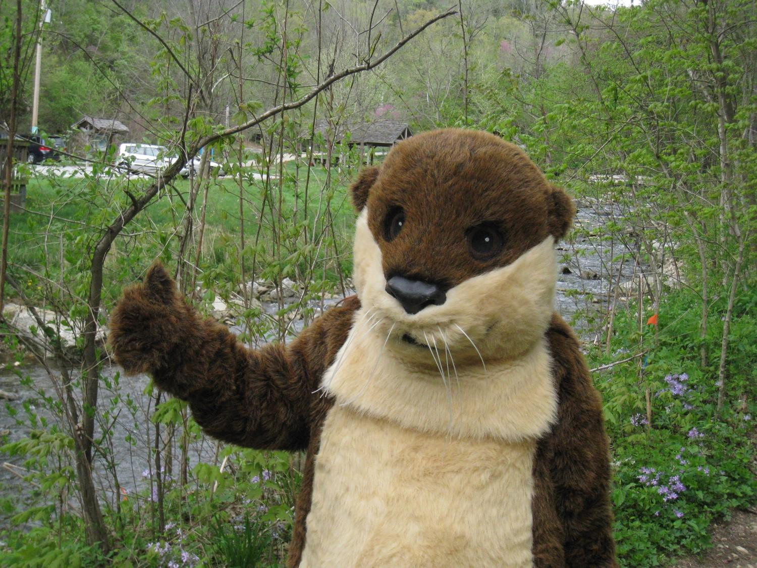 Ollie the Otter