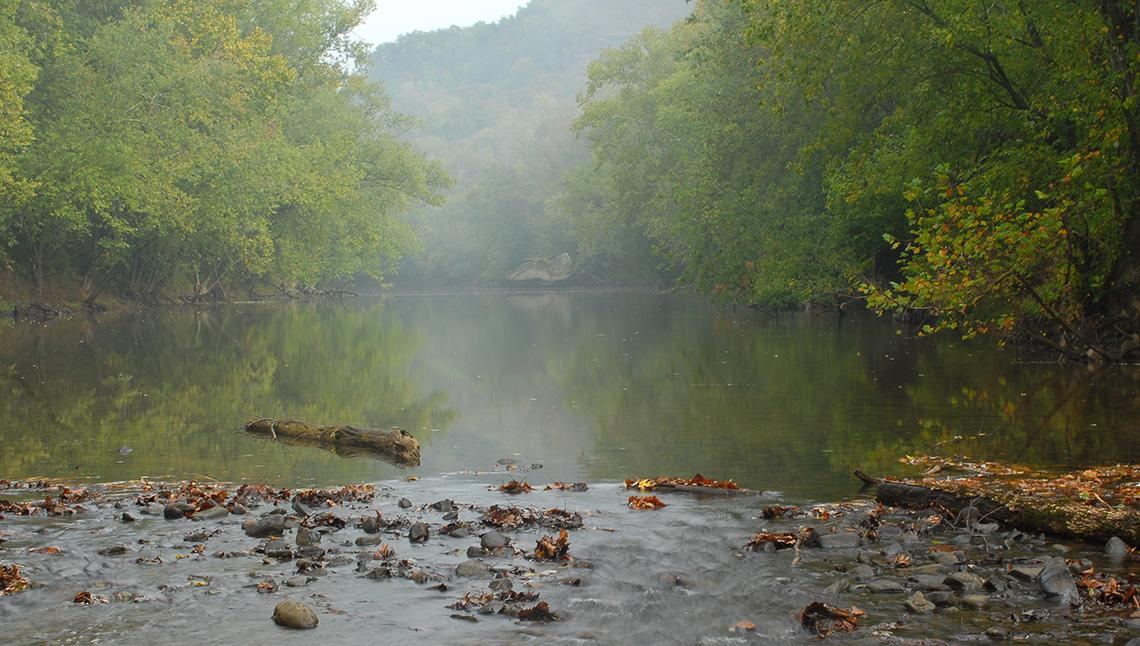 Image of Rockcastle River. KY