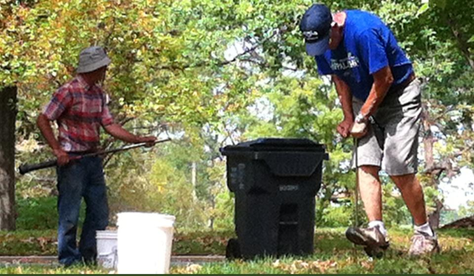 Take a step to reduce excess nutrients - conduct a soil test before fertilizing